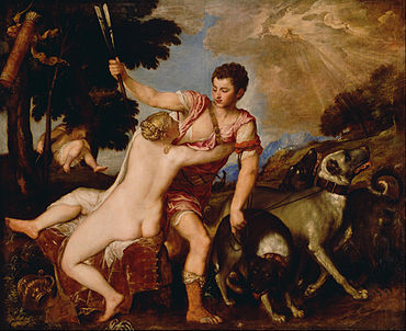 Titian_(Tiziano_Vecellio)_(Italian_-_Venus_and_Adonis_-_Google_Art_Project