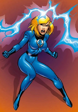 Invisible_Woman by Alan Davis