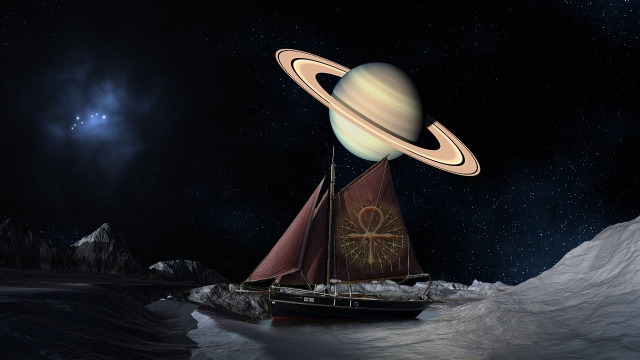 Saturn ship